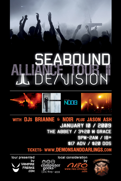 De/Vision &amp; Seabound