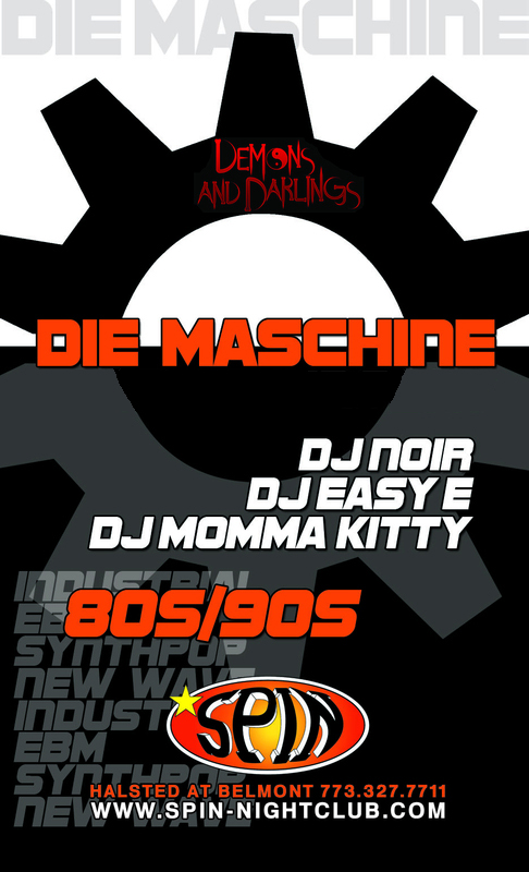 Die Maschine