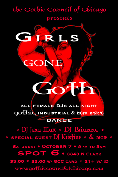 Girls Gone Goth