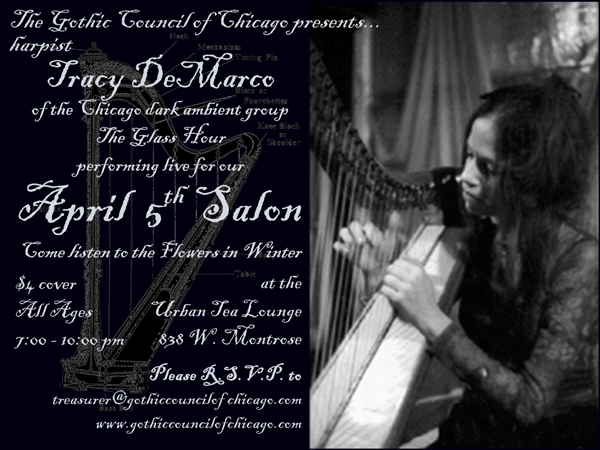 April 2005 Salon flyer