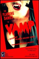 Flaming Dames in Vamp