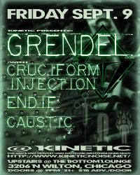 Kinetic presents Grendel